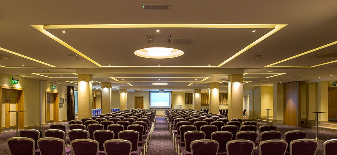 Conference space at Hotel Kilkenny