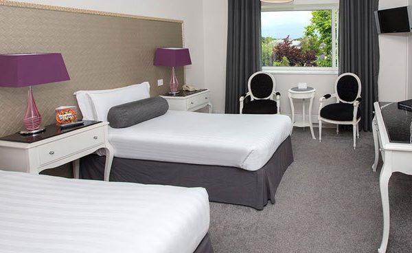 Twin Room at Hotel Kilkenny