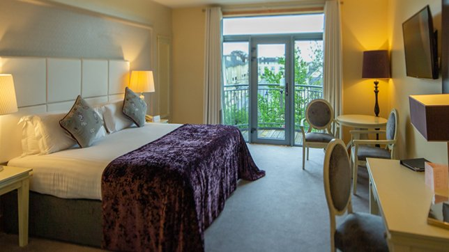 Deluxe Bedroom 4 star Hotel Kilkenny