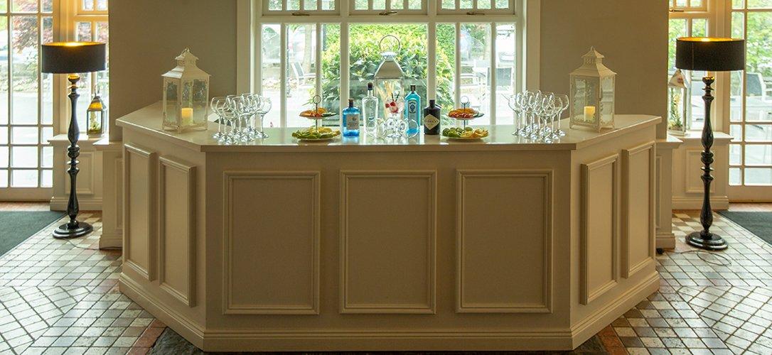 Gin Bar at Hotel Kilkenny