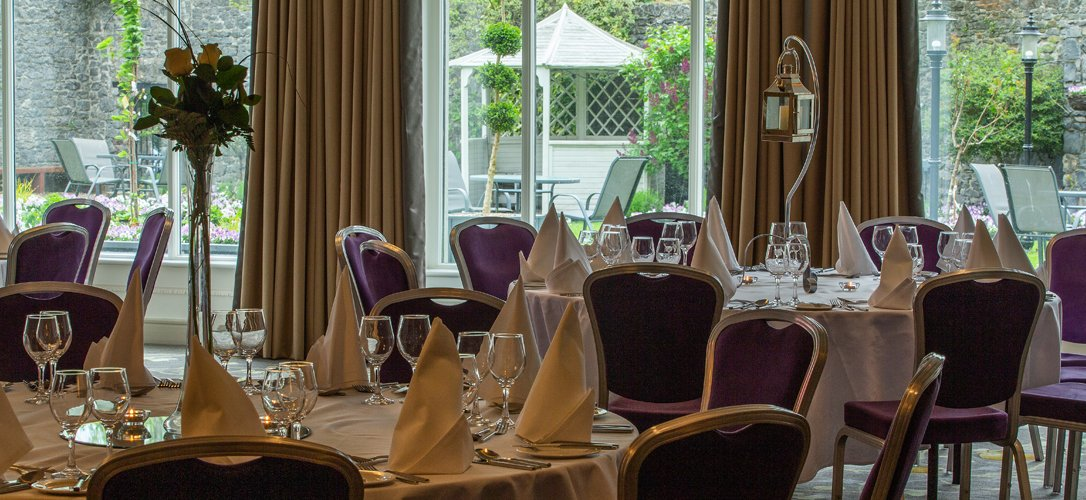Orchard Dining Room at Hotel Kilkenny