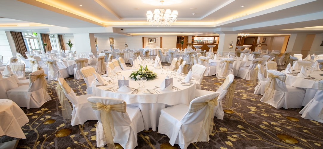Orchard Wedding Suite at Hotel Kilkenny